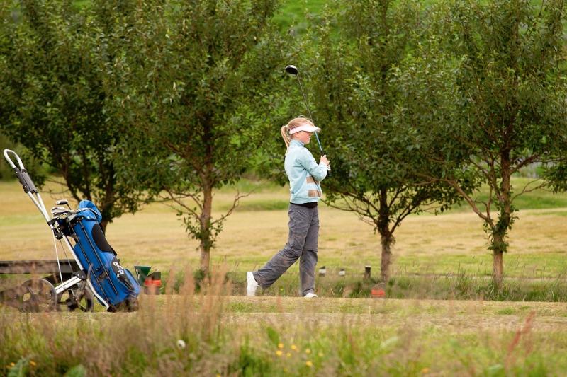 Golfklúbbur Kópavogs og Garðabæjar, golf, stelpa, unglingar