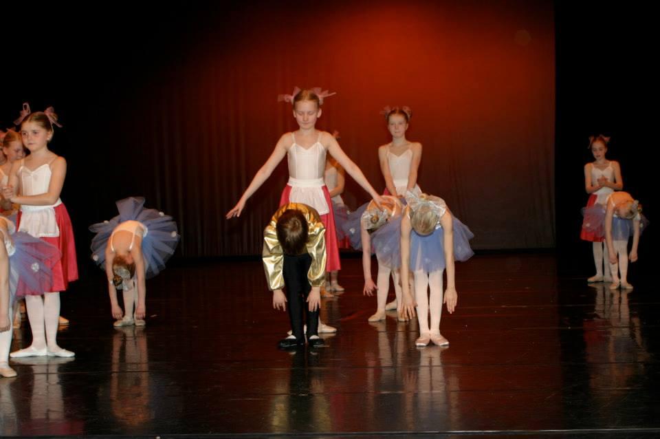 Ballettskóli Guðbjargar Björgvins, ballett, ballettsýning