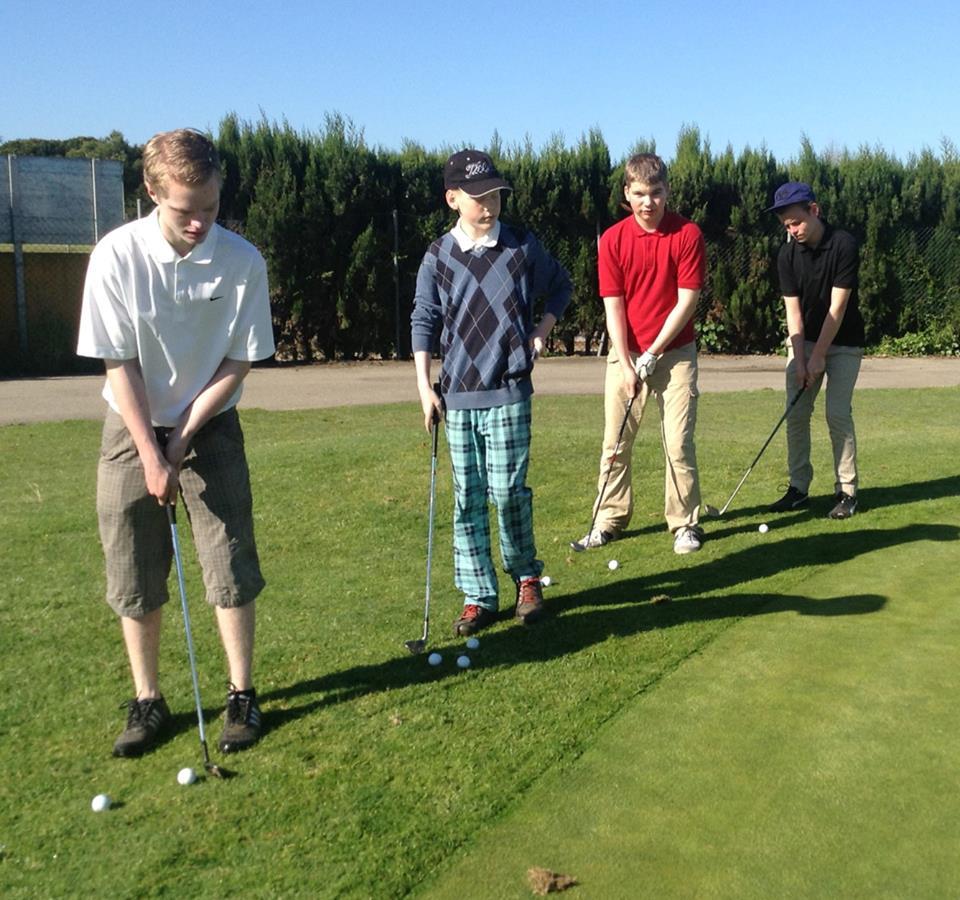 Golfklúbburinn Oddur, golf, golfarar, Novo Sancti Petri