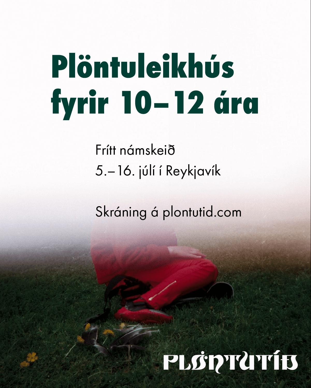 Plöntutíð