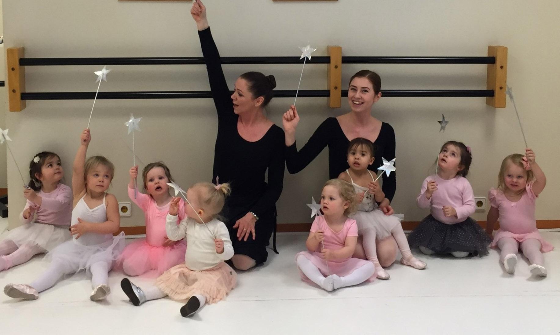 2ja ára ballett