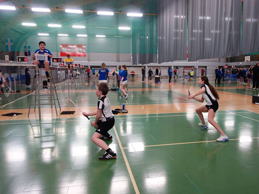 Knattspyrnufélag Reykjavíkur, badminton
