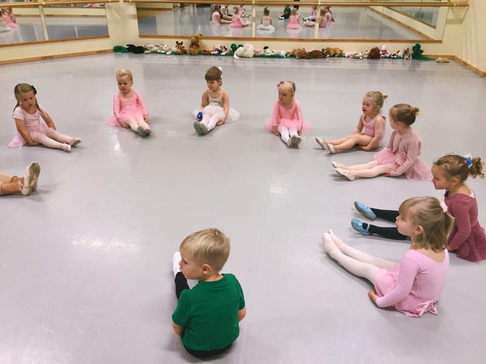 Ballettskóli Guðbjargar Björgvins, forskóli