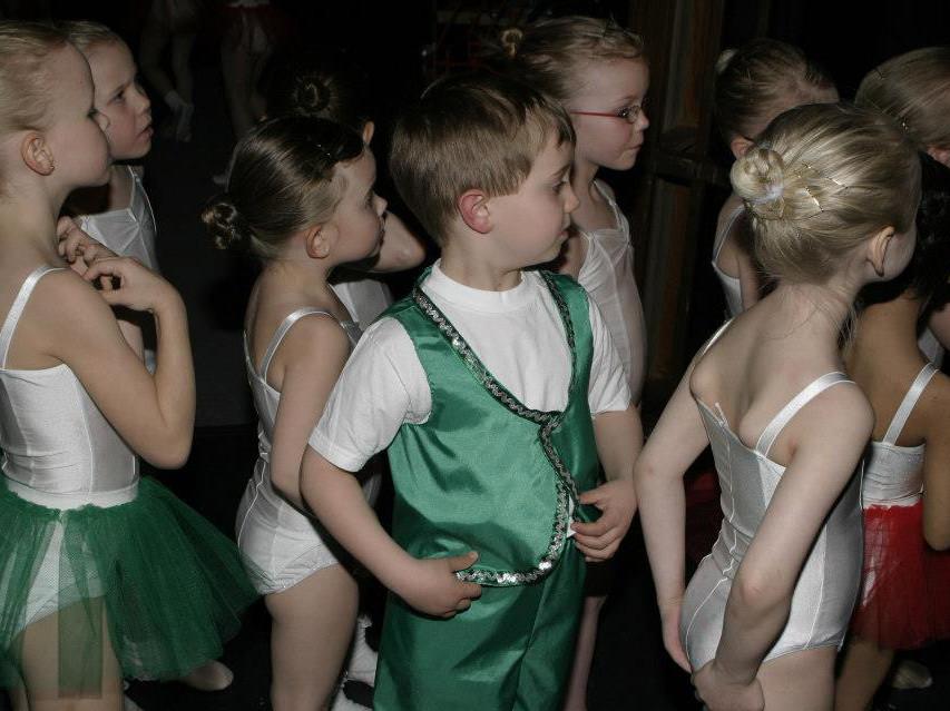 Balletskóli Guðbjargar Björgvins, forskóli 6 ára