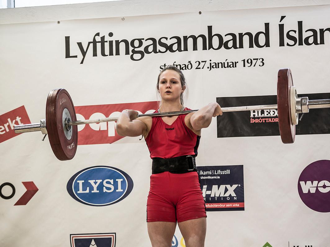 Glímufélagið Ármann, lyftingar