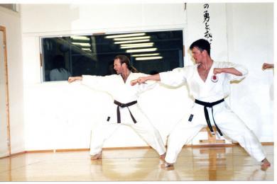 Karatefélagið Þórshamar, karate