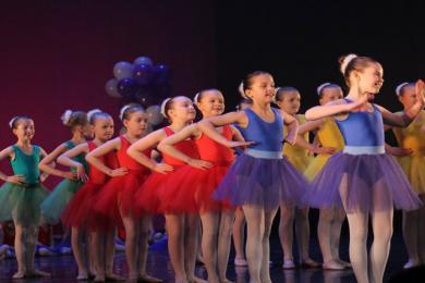 Ballettskóli Eddu Scheving, forskóli