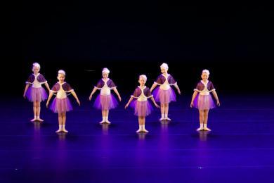 Balletskóli Sigríðar Ármann, ballet leikskóli
