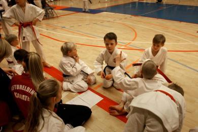 Ungmennafélagið Afturelding, karate