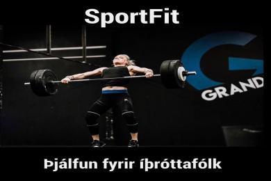 SportFit Unglinga